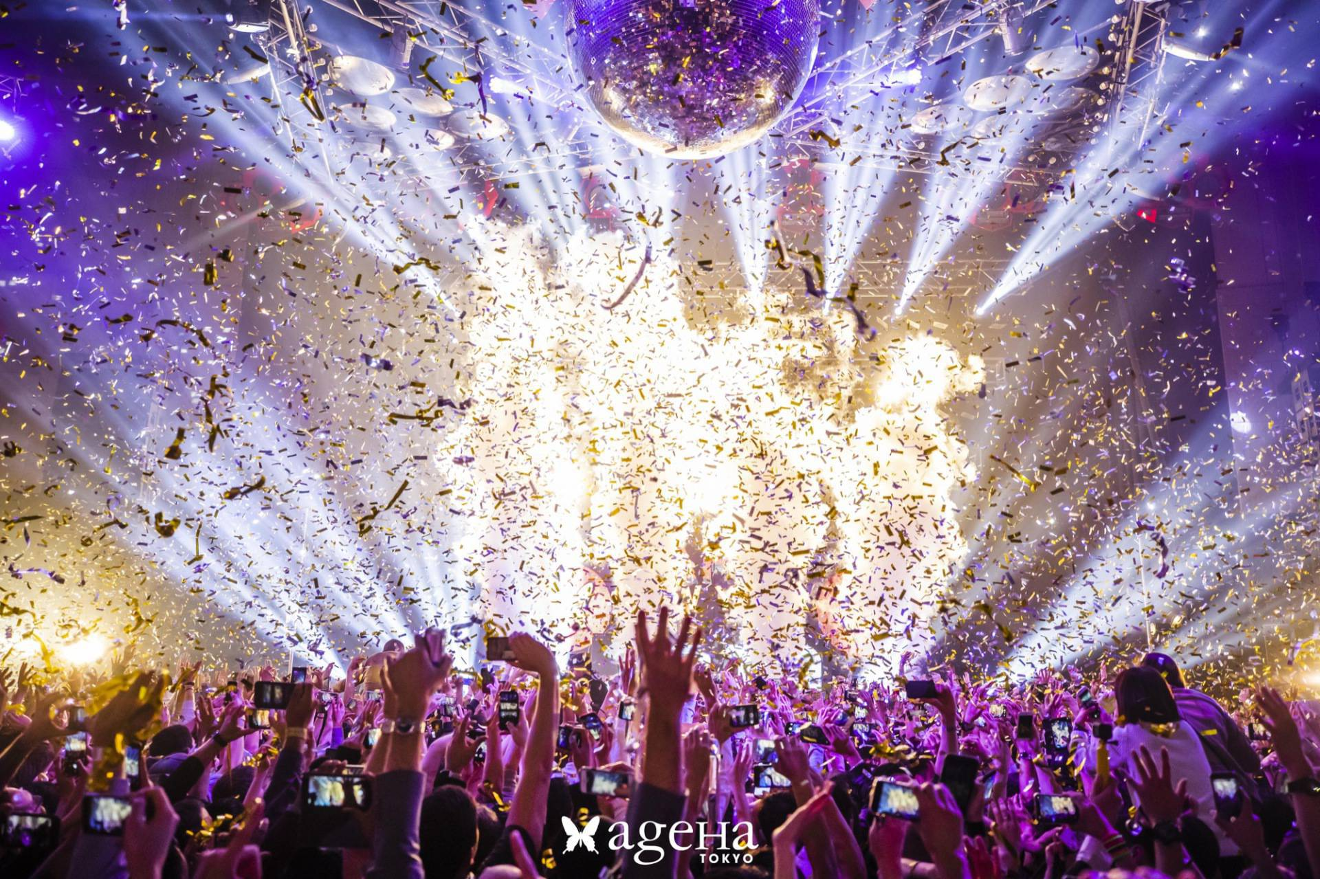 Ageha Picture Tokyo Night Owl